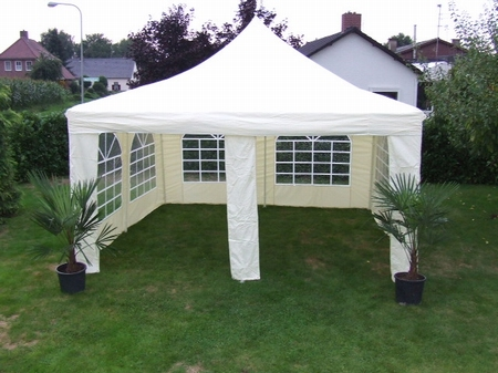 Partytent Paris 4 x 4 m