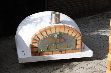 Houtoven, Pizza oven Pisa 110 cm met  brede deur UITVERKOCHT