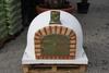 Houtoven, Pizza oven Livorno100 cm met hoge deurUITVERKOCHT