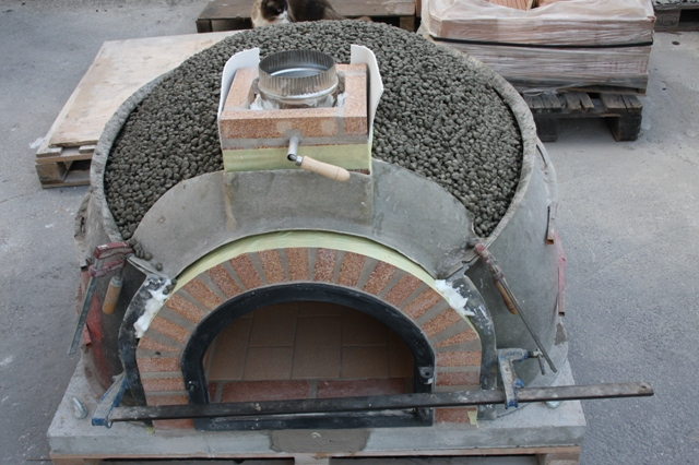 Productie Traditional and Classic Brick ovens