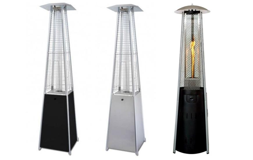 Flameheaters / terras heater