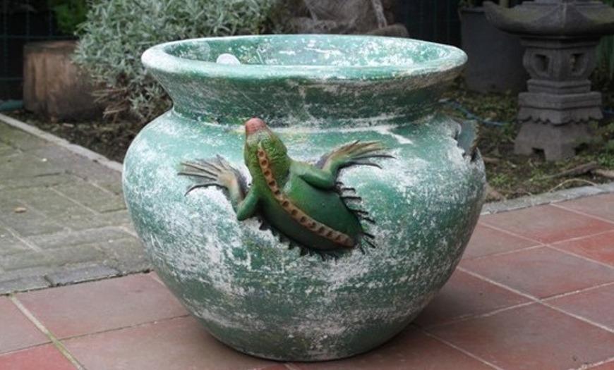Handgemaakte mexicaanse potten en vazen for Potten en vazen