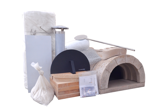 DIY-kit Amalfi AD100 oven