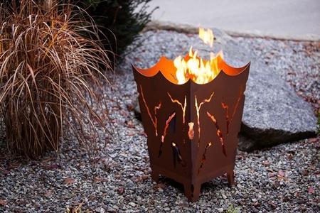 Vuurkorf Mystic vierkant