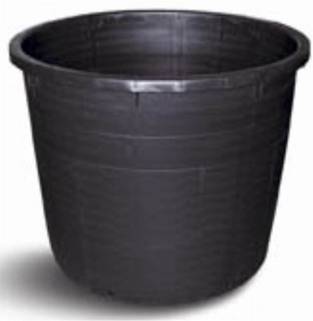 Pot zwart Inhoud 1500 liter