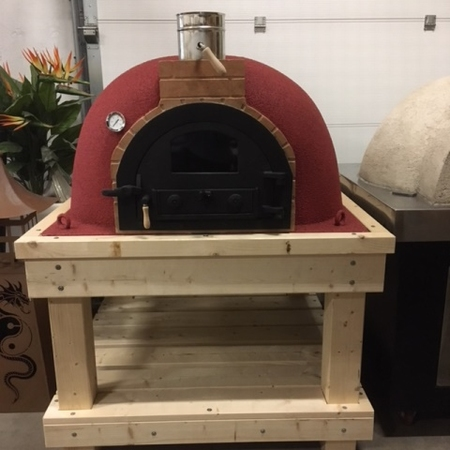 Pizzaoven Tonino  110/80cm