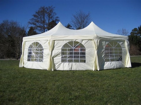 Partytent Milano 6,8 x 5 m