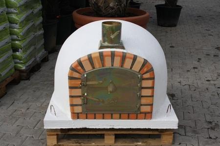 Houtoven, Pizza oven Livorno 100 cm met hoge deur