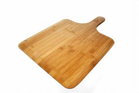 Pizzaplank bamboe