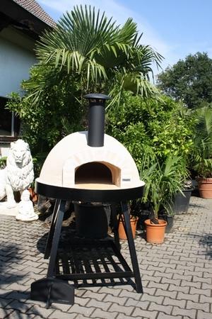 Amalfi Mediterranean oven Montagu style A.