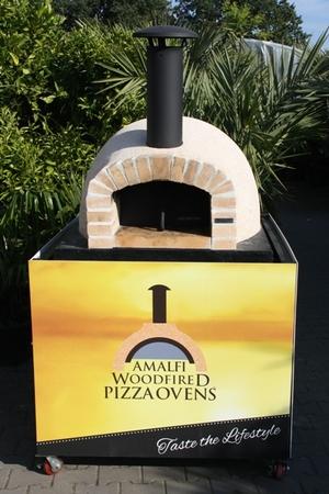 Amalfi Mediterranean oven Montagu style B