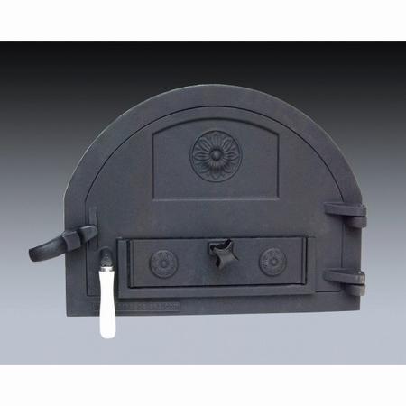 Gietijzeren deur Traditional Brick/ Small