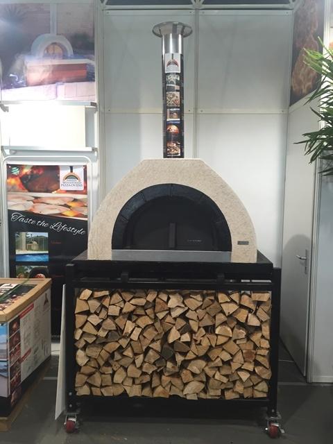 Amalfi Mediterranean oven AD100