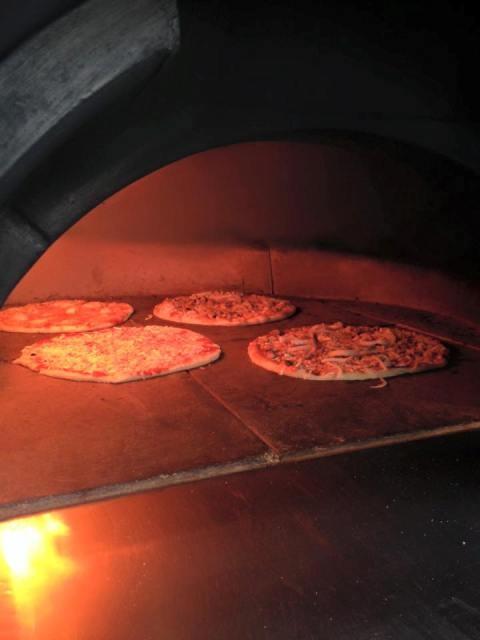 Amalfi Mediterranean oven AD110