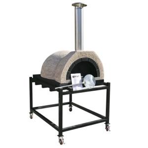 Amalfi Mediterranean oven AD120 op ronde basis