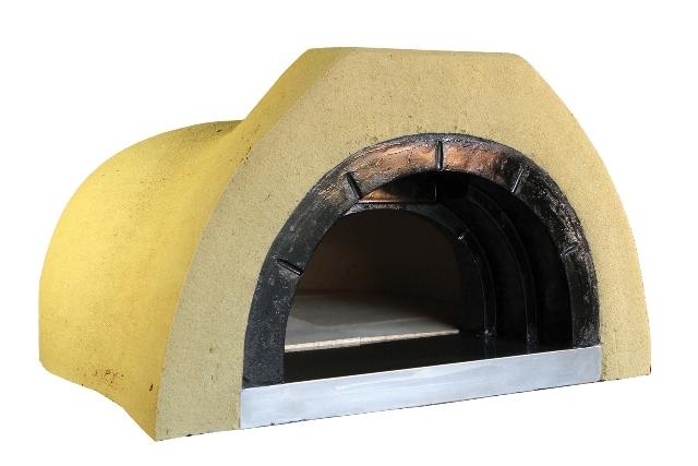 amalfi wood fired pizza oven instructions