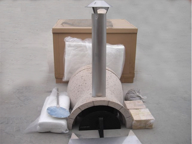 DIY- kit Amalfi Family oven