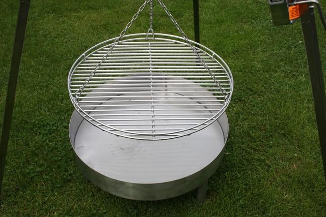 Driepootgril 60 cm diameter