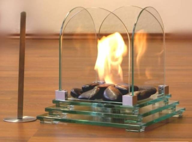 Glashaard Glass&Fire 1005 Square round
