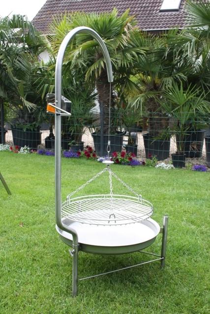 Grilstation Abani klein 50 cm diameter