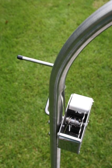 Grilstation Abani klein 60 cm diameter