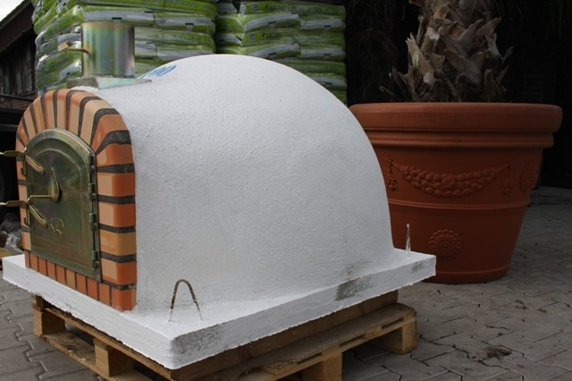 Houtoven, Pizza oven Livorno 90 cm met hoge deur