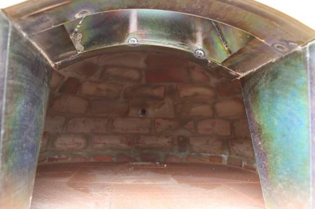 Houtoven, Pizza oven Livorno 90 cm