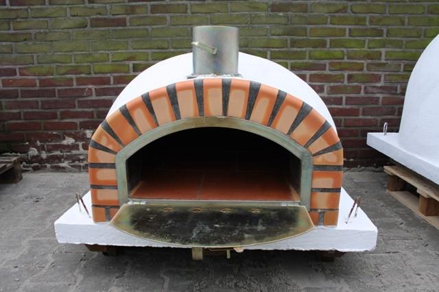 Houtoven, Pizza oven Pisa 100 cm met  UITVERKOCHT