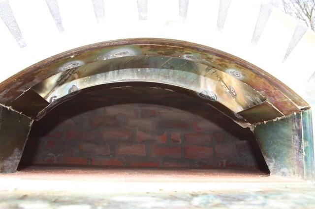 Houtoven, Pizza oven Pisa 120 cm UITVERKOCHT!