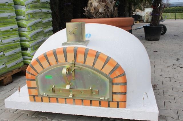 Houtoven, Pizza oven Pisa 120 cm UITVERKOCHT