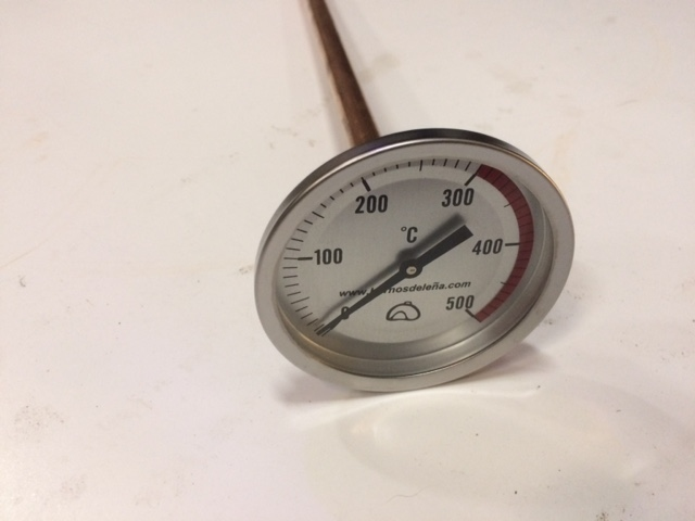 buiten thermometer 50 cm