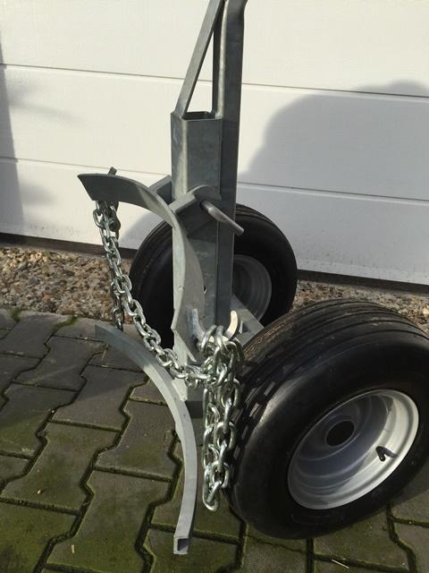 Transportkar PMG voor grote potten of bomen met wortelkluit