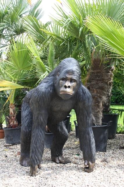 Tuinbeeld Gorilla - Bokito TIJDELIJK UITVERKOCHT!