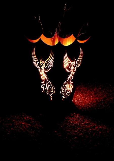 Vuurkorf Phoenix vierkant