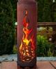 Vuurkorf van gasfles