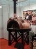 Amalfi koperen oven AD90