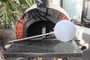 Pizzaschep Amalfi kort L 81 cm