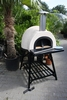 Amalfi Mediterranean portable oven 60 Black Front