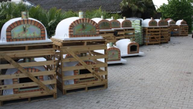Voorraad ovens nieuwe vracht Barteljo